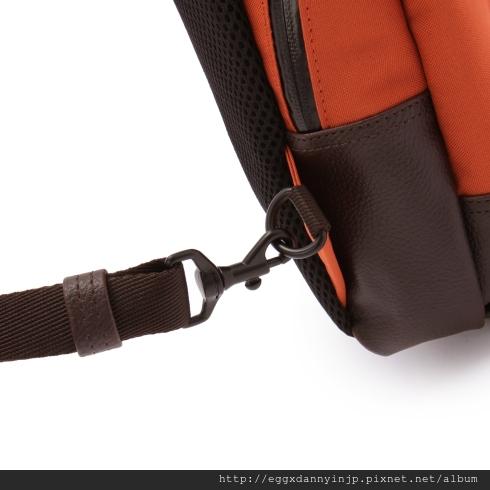 TAKEO KIKUCHI 學院風 CORDURA新款單肩後背包 10