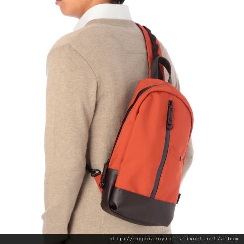 TAKEO KIKUCHI 學院風 CORDURA新款單肩後背包 13