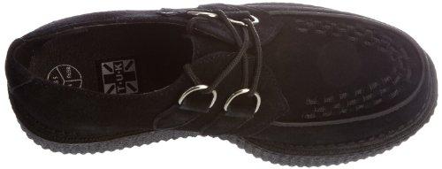 【雜誌KERA掲載品】 T.U.K.  黑色麂皮鞋 A7270  4 NT.8130含國內外運