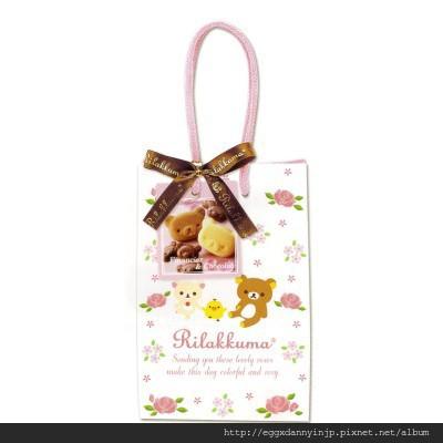 拉拉熊巧克力手提組 1 NT.330