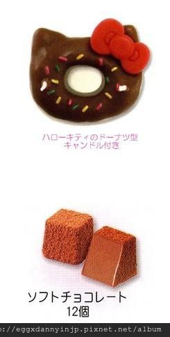 Hello Kitty 綜合巧克力禮盒 1-2 NT.330