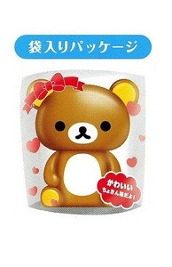 Rilakkuma San-x 拉拉熊存錢桶造型糖果 1-2 NT.290