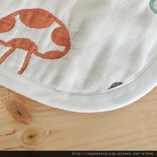 媽媽熱門詢問品 - 日本代購 Hoppetta 蘑菇防踢被子 毯子 日本製 M號 5