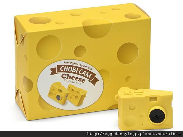 CHOBi CAM Cheese 迷你起司造型相機
