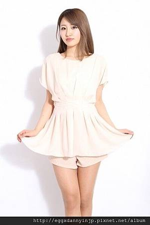 NO.1. 2014 Laguna Moon 單價高  下超低折扣 縮腰連身洋裝 1.jpg