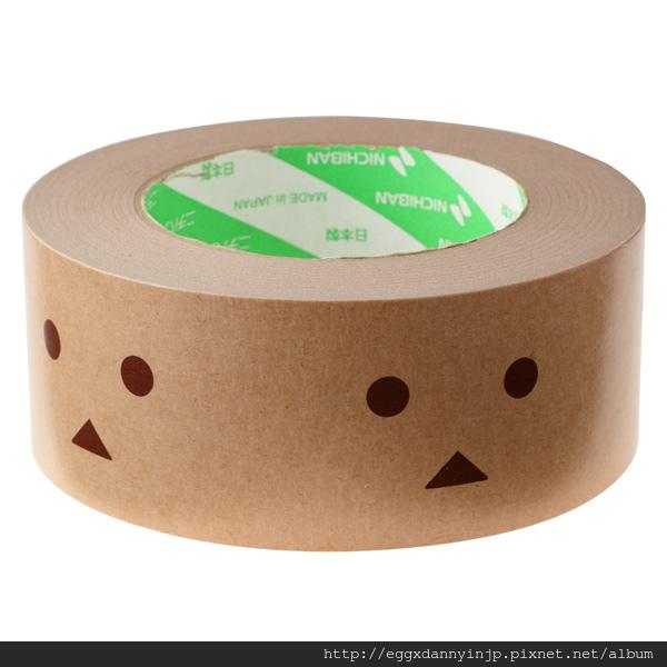 紙箱人阿愣超可愛封箱膠帶