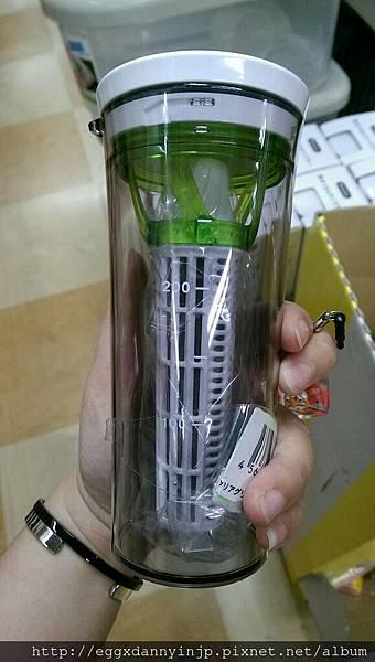 Cleansui 可淨水的隨身杯 -1