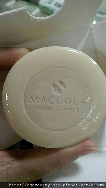 Nature Republic Maccola 清肌玉膚皂 -3