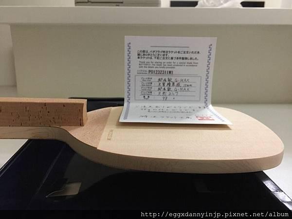 Butterfly特注桌球拍-柳承敏G-MAX-6-FROM 客人A提供分享.JPG