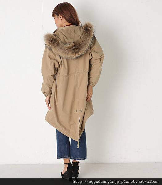 2016 SLY MODS COAT