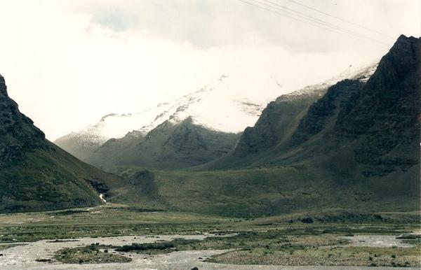20 西藏 江孜 4800公尺 長年積雪b.jpg