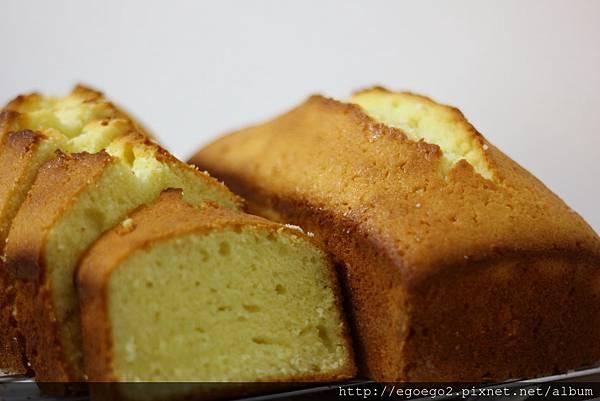 泰泰椰香磅蛋糕