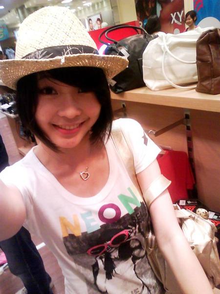 逛街發現很可愛的草帽!!.jpg
