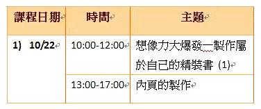 阿里山繪本教學DAY4