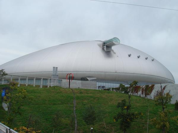 北海道札幌巨蛋