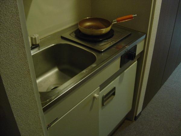 迷你廚房+迷你冰箱