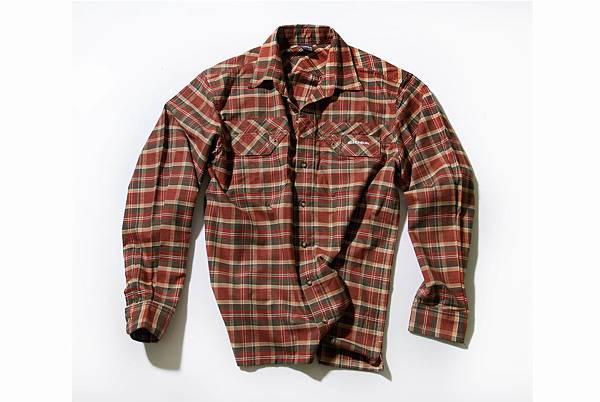 保暖系-太空纖維襯衫(男款)