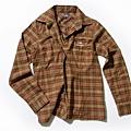 保暖系-太空纖維襯衫(女款)