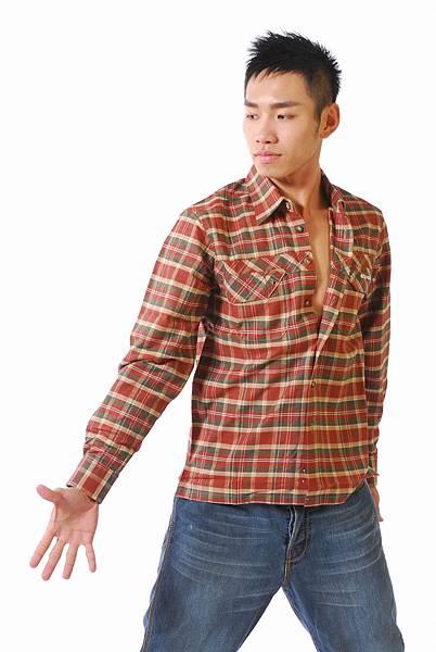 保暖系-太空纖維襯衫
