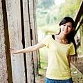 女生5號-藍欣