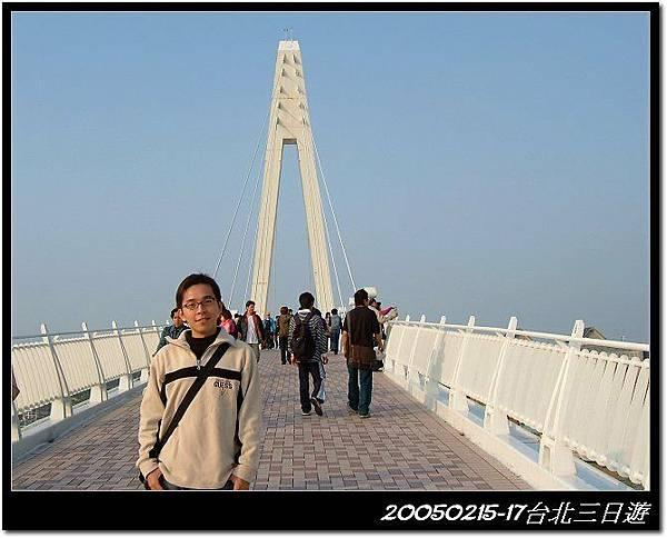 蛋撻VS情人橋