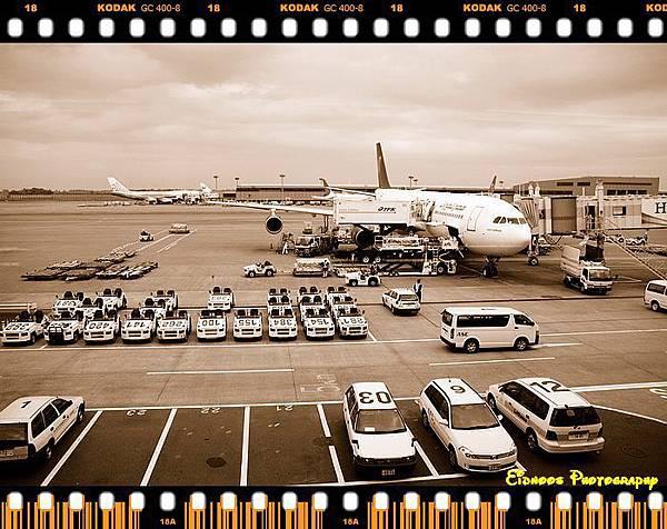 日本Narita機場