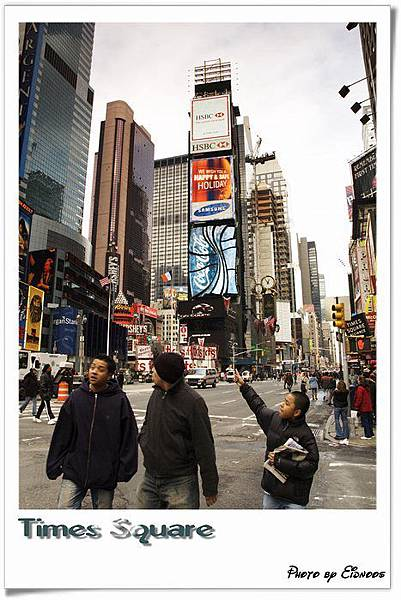紐約行這個點算行經次數最多的一站