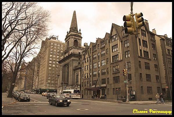 老一點的建築