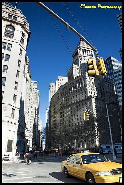 華爾街入口