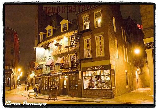 BOS最古老的餐廳也是全美第一家餐廳