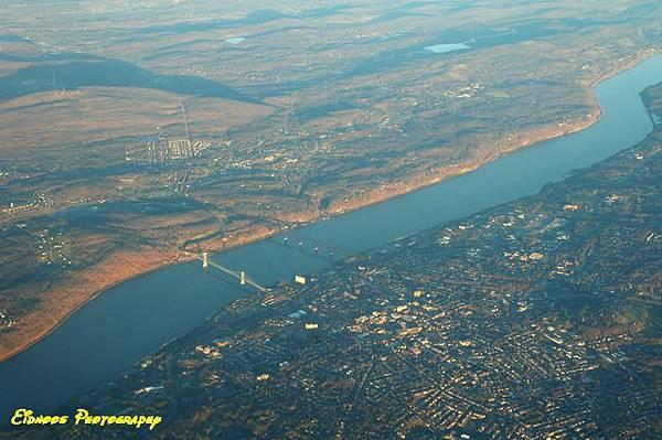 河川、城鎮
