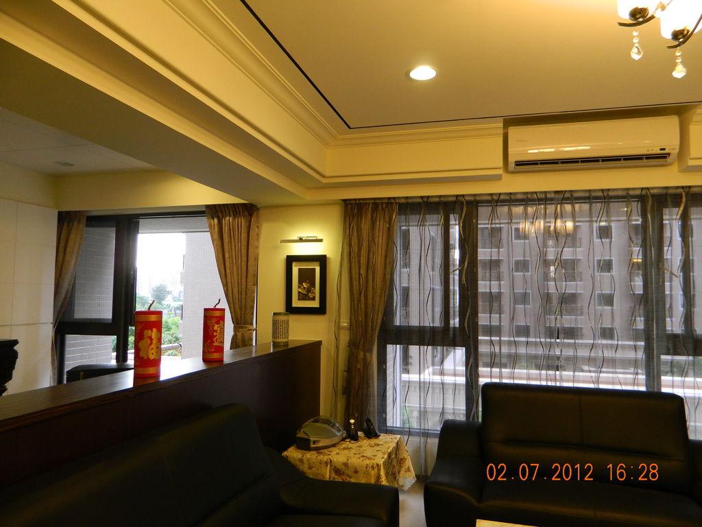 客廳造型天花板