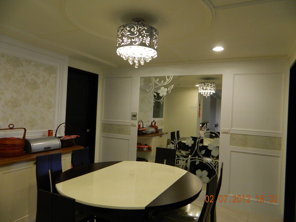 餐廳天花板造型