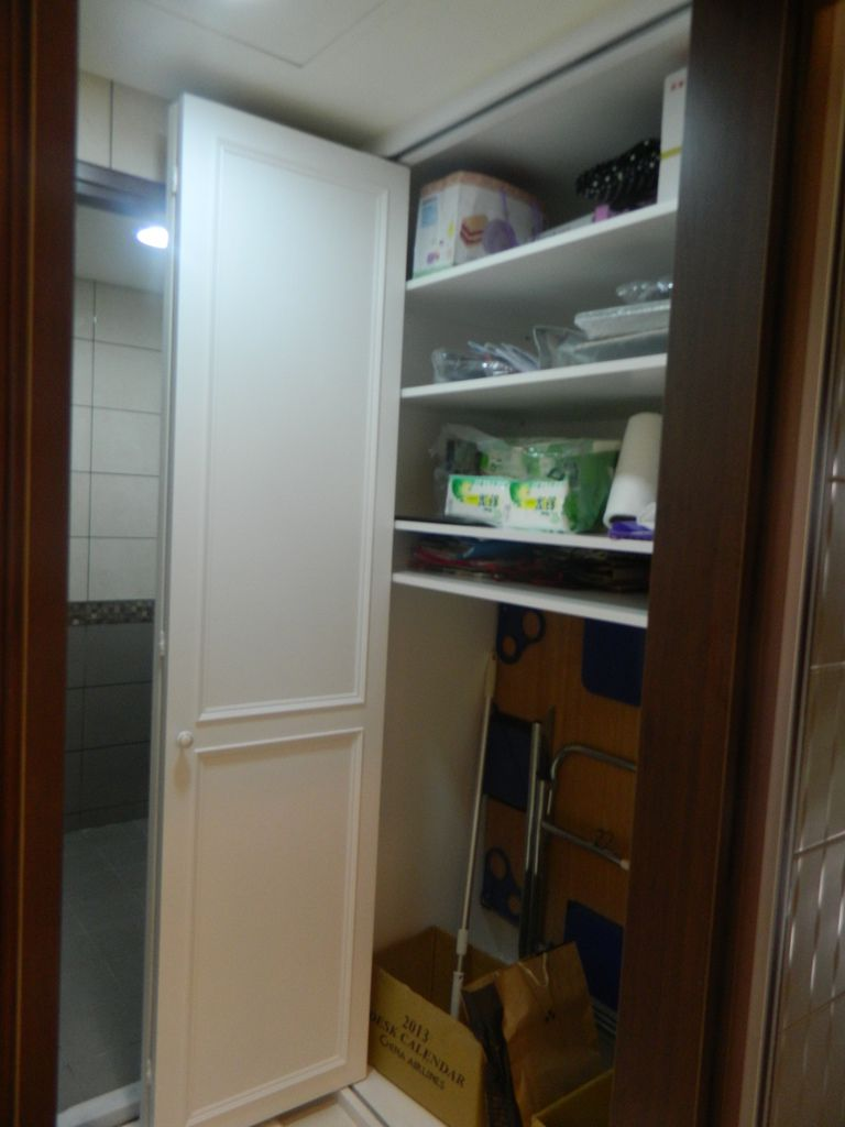 收納櫃-開