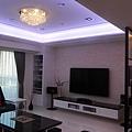 電視主牆-藍光