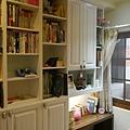 女兒房書櫃