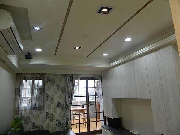 客廳天花板