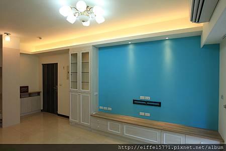 裝修後客廳IMG_2650