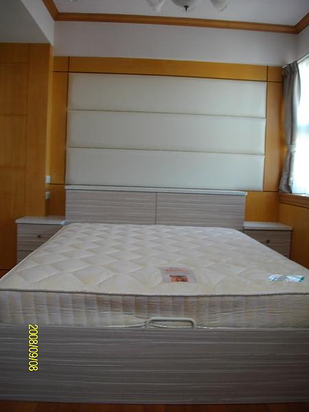 系統家具裝修實績(主臥室)