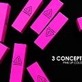 3CE_超顯色唇膏