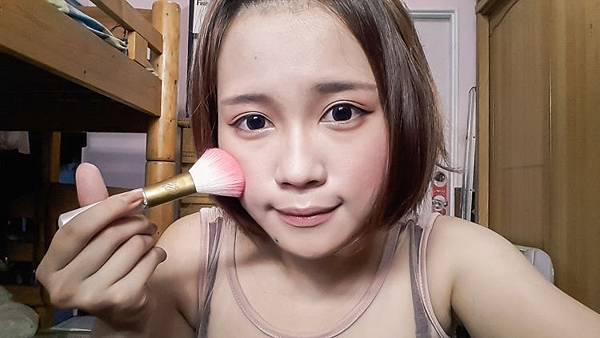 Miss hana_蒲公英腮紅刷蜜粉刷_花娜