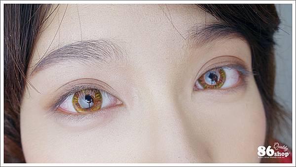 花娜眼線筆_眼線教學_眼線液_資生堂_KISS ME_歐美_雙眼皮_單眼皮眼線_防水_防油_暈眼皮 (6).JPG
