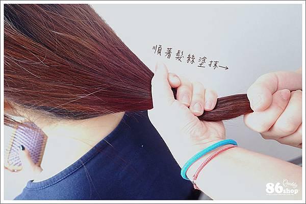 蝴蝶結.髮型.護髮.梳子.JPG