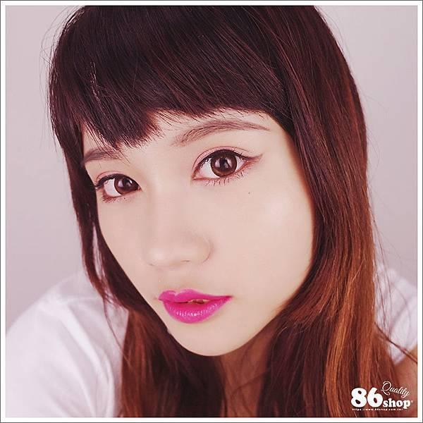 龍八夷_金泰希_大小姐_復仇_秋妝_桃紅_唇彩 (20).JPG