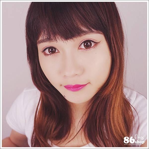 龍八夷_金泰希_大小姐_復仇_秋妝_桃紅_唇彩 (21).JPG