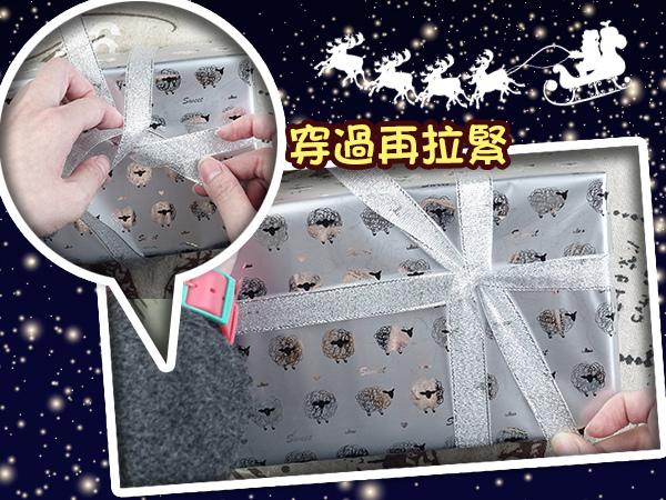 【手作】★聖誕禮物裝飾✧*。~禮物包裝質感升級! 送禮的時候超有面子!★ @ 86小舖 :: 痞客邦