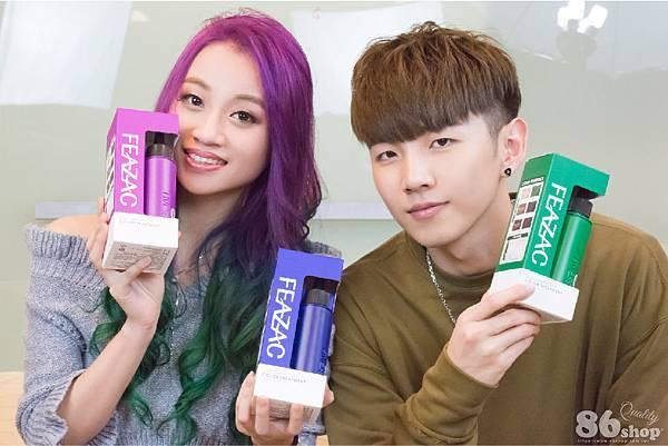 染髮護髮 染髮護色 髮品推薦 髮妝 美妝保養 FEAZAC 舒科 胺基酸修護染 護髮染 星空染