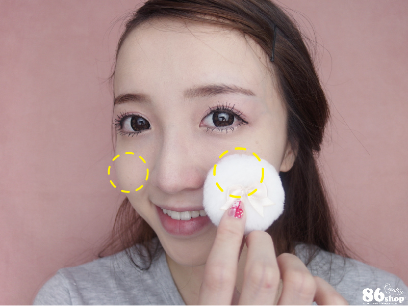 Its skin Babyface_粉嫩北鼻肌腮紅