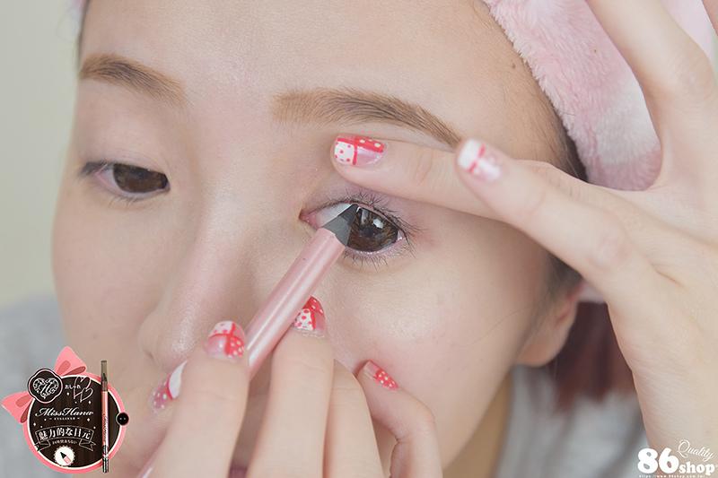 花娜眼膠筆~畫內眼線也不暈染~