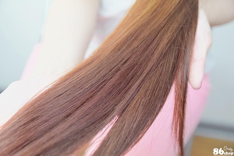 YOKO護髮膜~使用後!